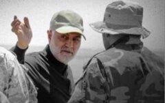 فیلم دیده نشده از سردار سلیمانی در سوریه