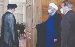 تحویل ایران با صدها خوزستان توسط دولت روحانی