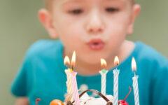 چرا در تولدها کیک می خوریم و شمع فوت می کنیم؟